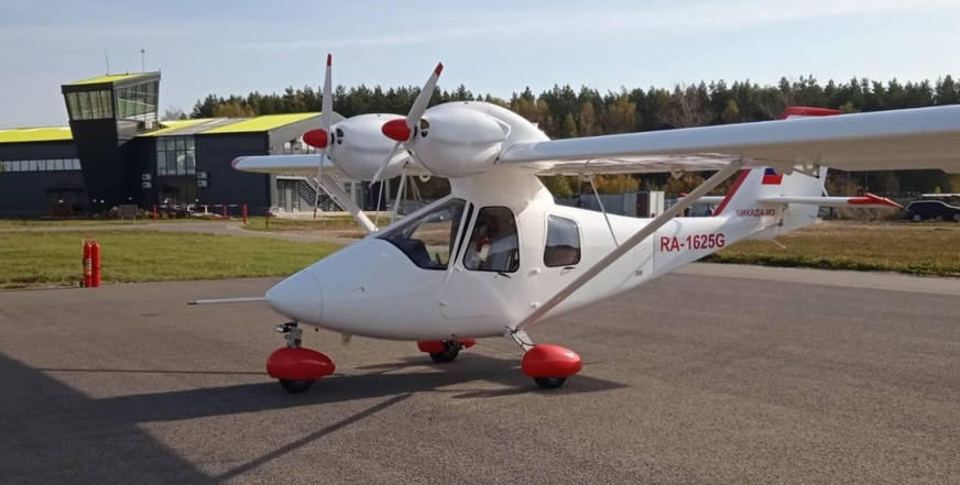 Cicada-M3 aircraft transferred to new owner